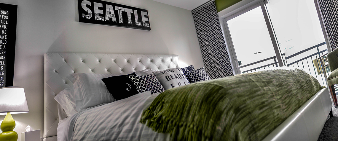 Seattle Penthouse Suite