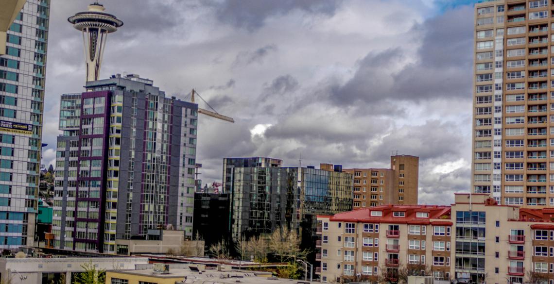 Seattle Penthouse Suite